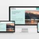 Showcase of Access Glenorchy Website Design